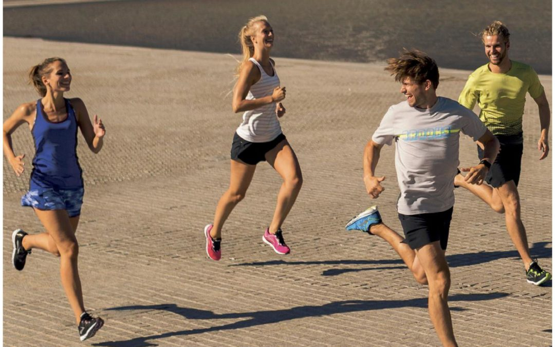 Brooks Runs Signature Day a Brescia
