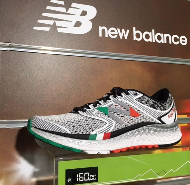 New Balance Fresh Foam 1080 – Roma Limited Edition